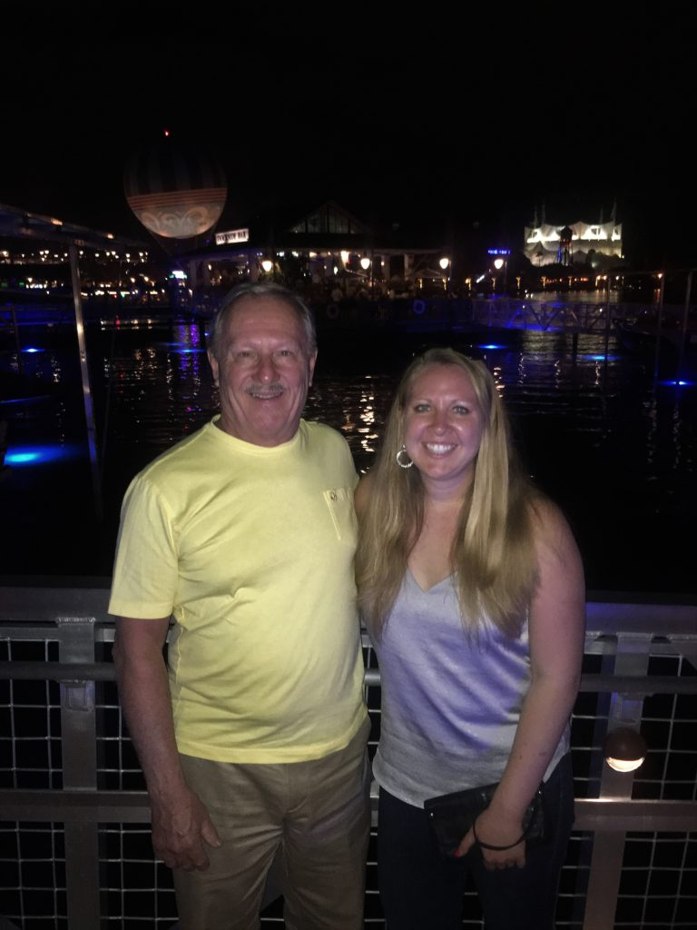 epcot; new years; new years eve; orlando; dinner; boathouse; disney springs