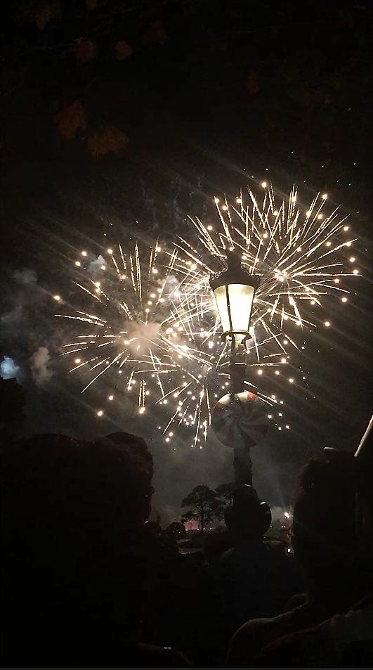 epcot; new years; new years eve; orlando; fireworks; midnight