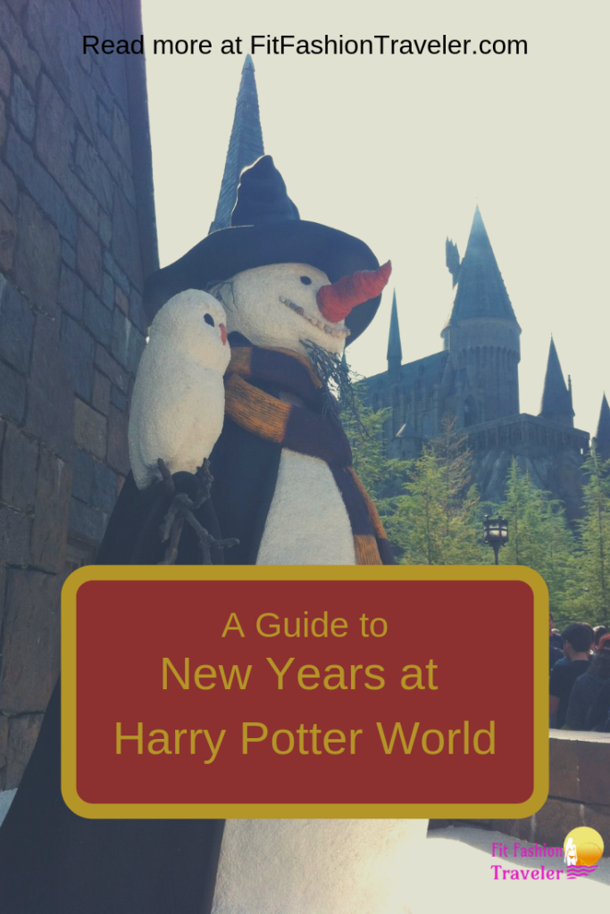 Learn about the good and bad at Universal Orlando's Harry Potter World and Islands of Adventure through stories about visiting on New Year's Eve weekend.