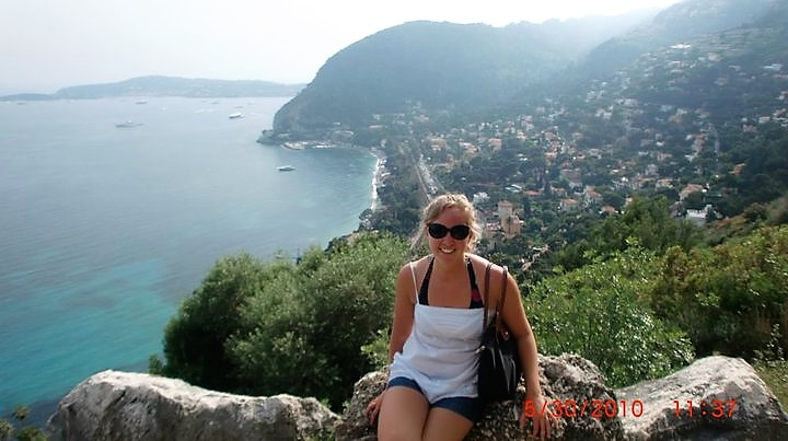 nice; france; french riviera; eze