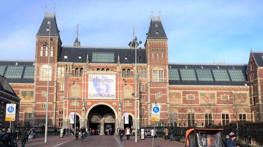 amsterdam; netherlands; holland; top 20; rijksmuseum