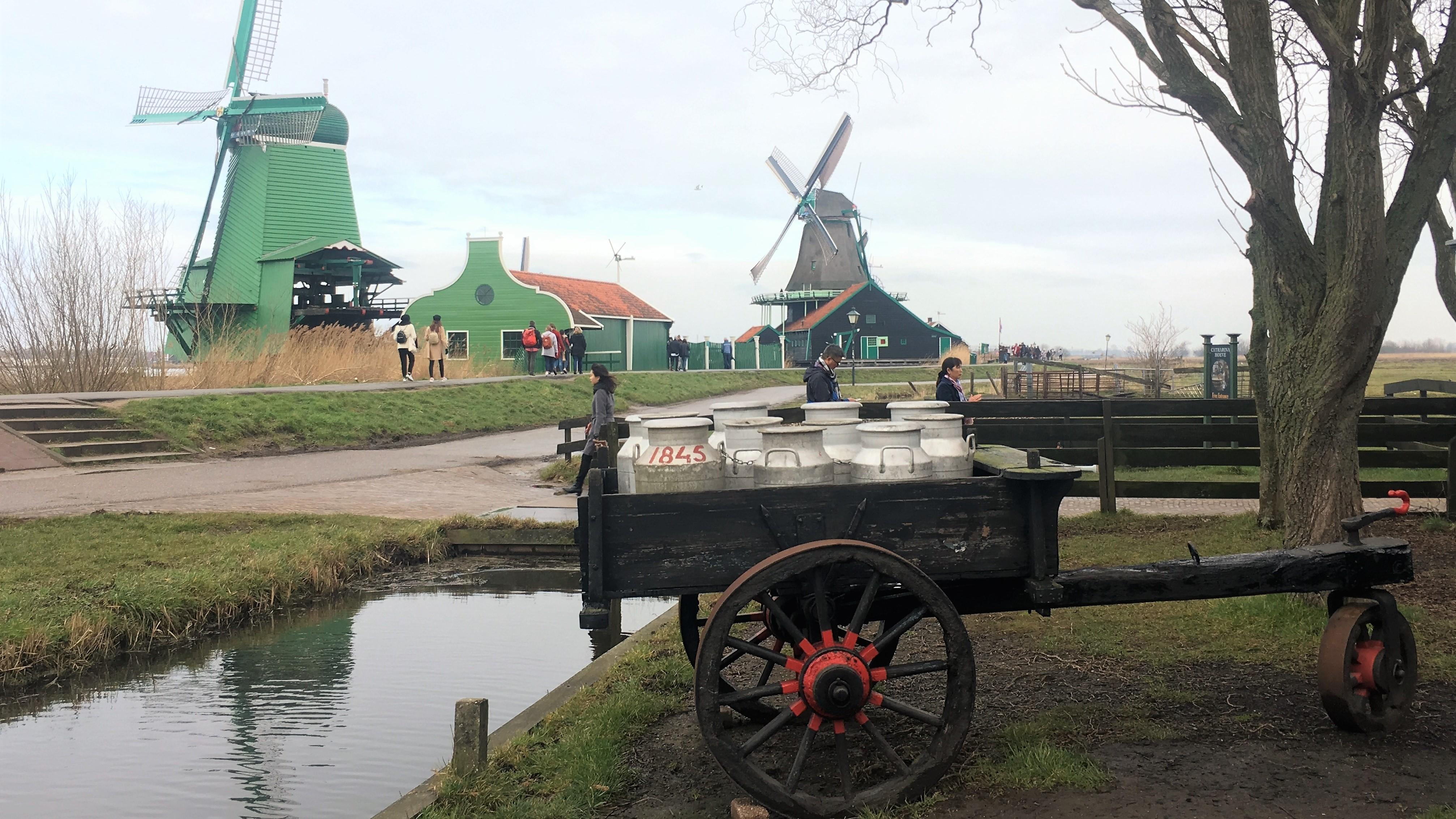 Zaanse Schans: The Best Day Trip from Amsterdam