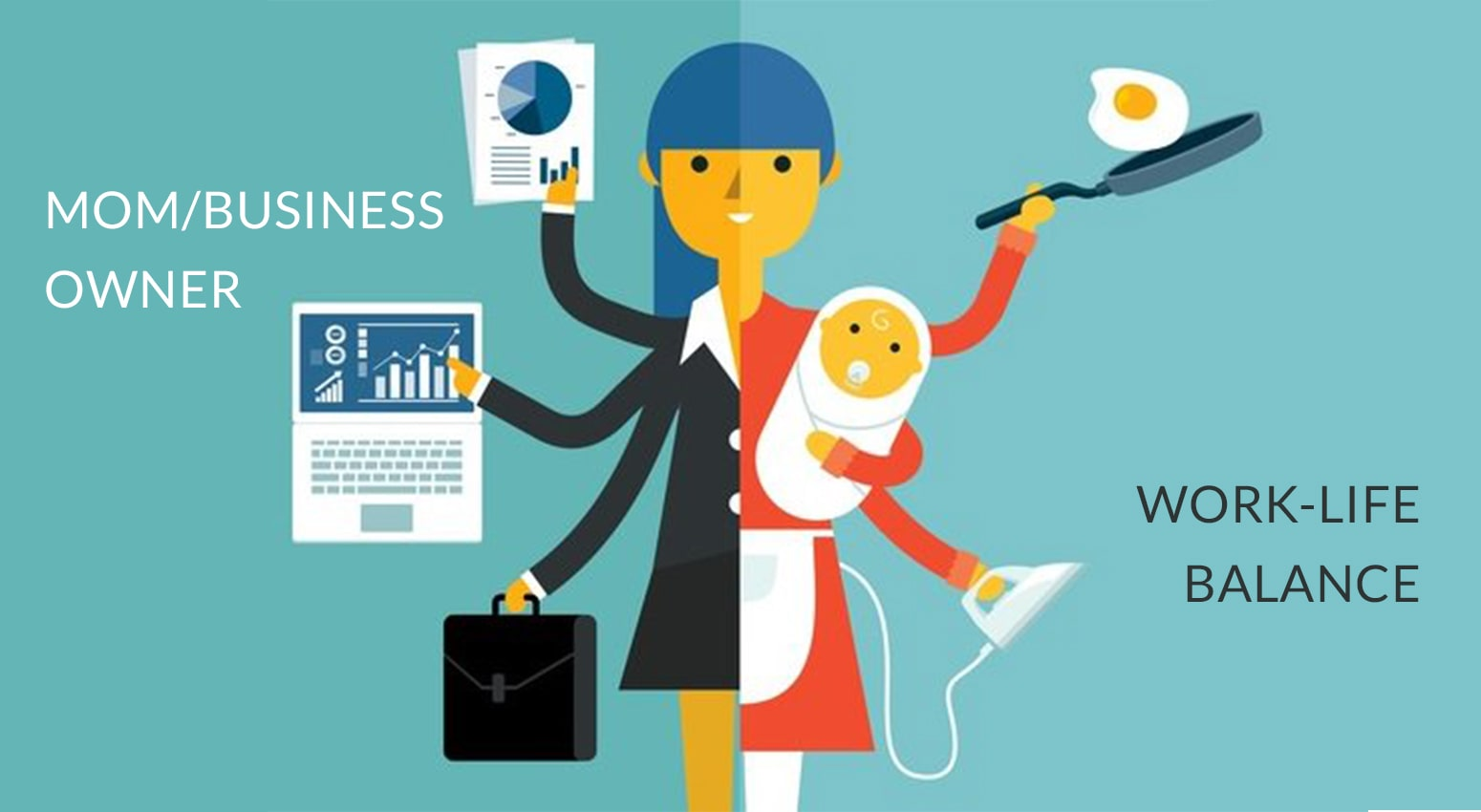 10 ways of work-life balance for working mothers