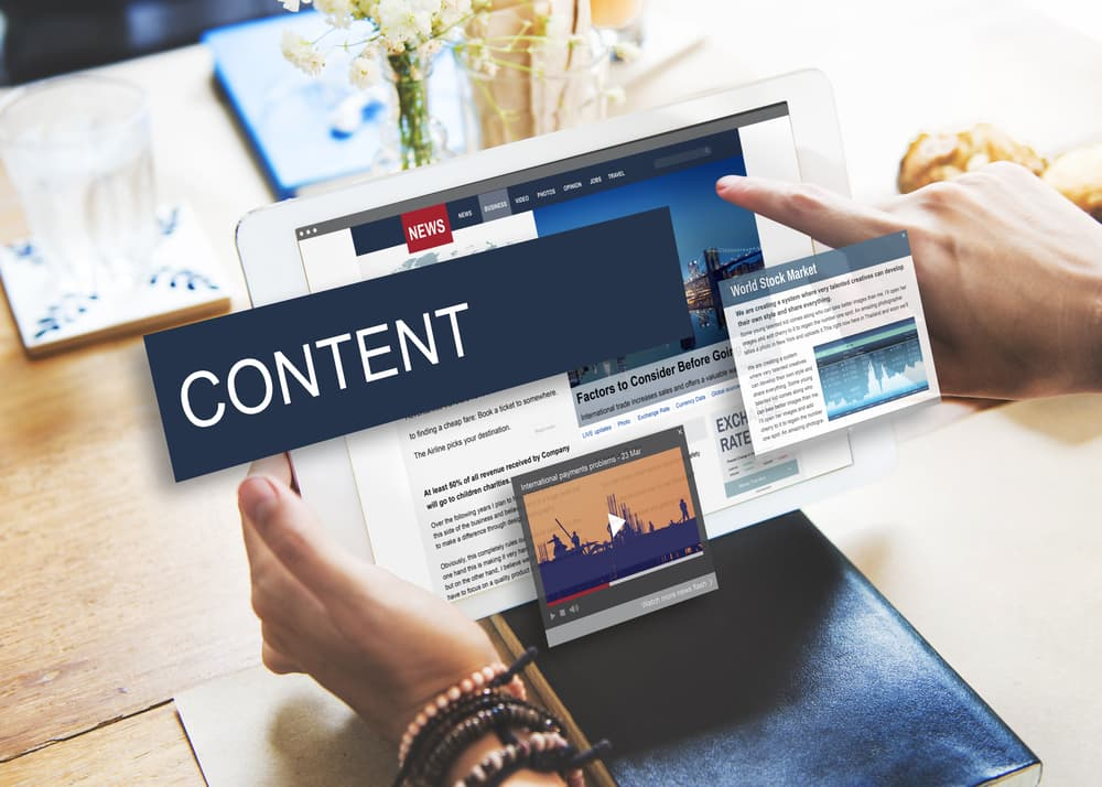 Types Of Content Marketing & Myths - The Marketing Muslimah