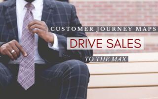 customer journey maps drive sales