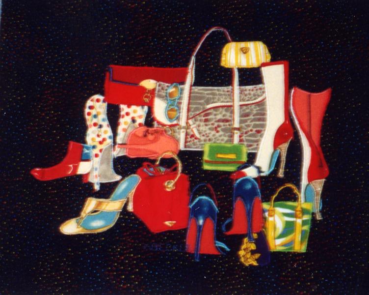 Her Shoe Closet