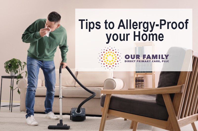 4 Ways to Allergy-Proof Your Home