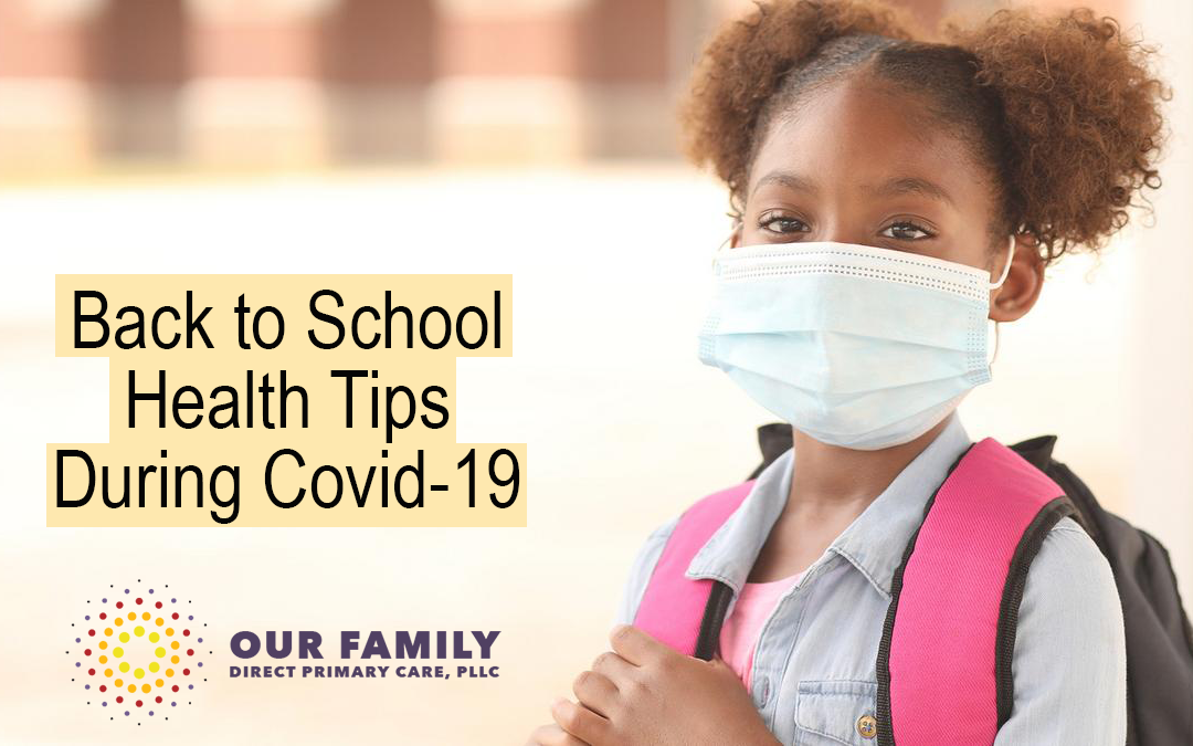 Back to School Health Tips During COVID-19