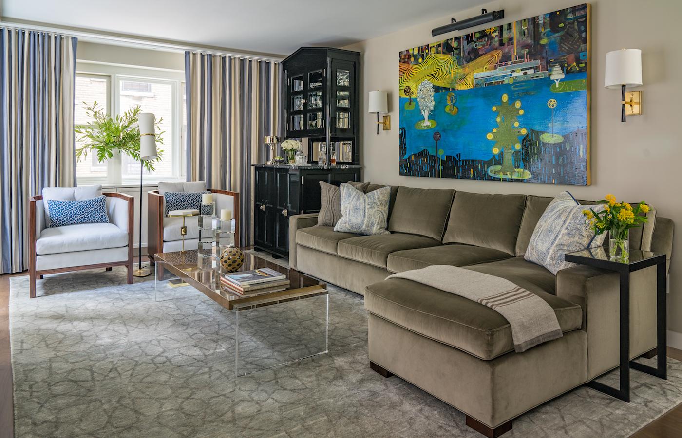 Shor Homes Greenwich Village Apartment