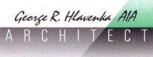 GeorgeR.Hlavenka AIA Logo