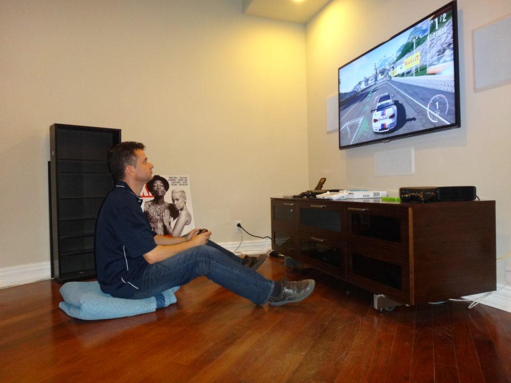 Testing Wiz Khalifa's game consoles