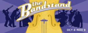 """The Bandstand"" at The Paper Mill Playhouse"