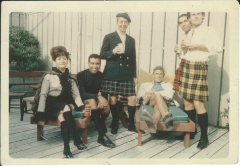 The Kilt Party.