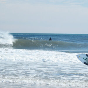 Sharing the Stoke: The Zen of Social Distancing in Surfing