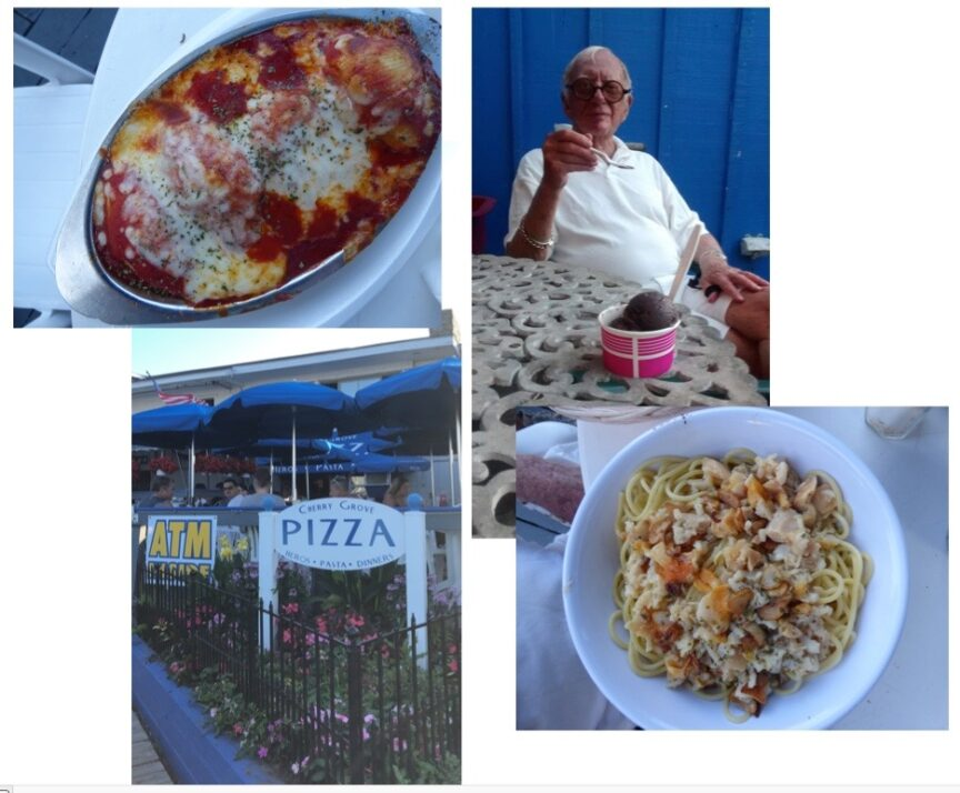 Get Baked Tuesdays at Cherry Grove Pizza and Italian Restaurant