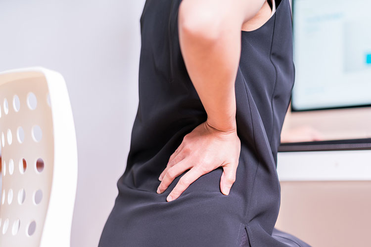 sciatic pain in lower back