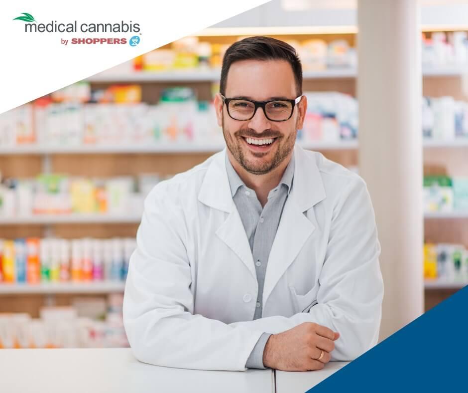 pharmacist at shoppers drug mart