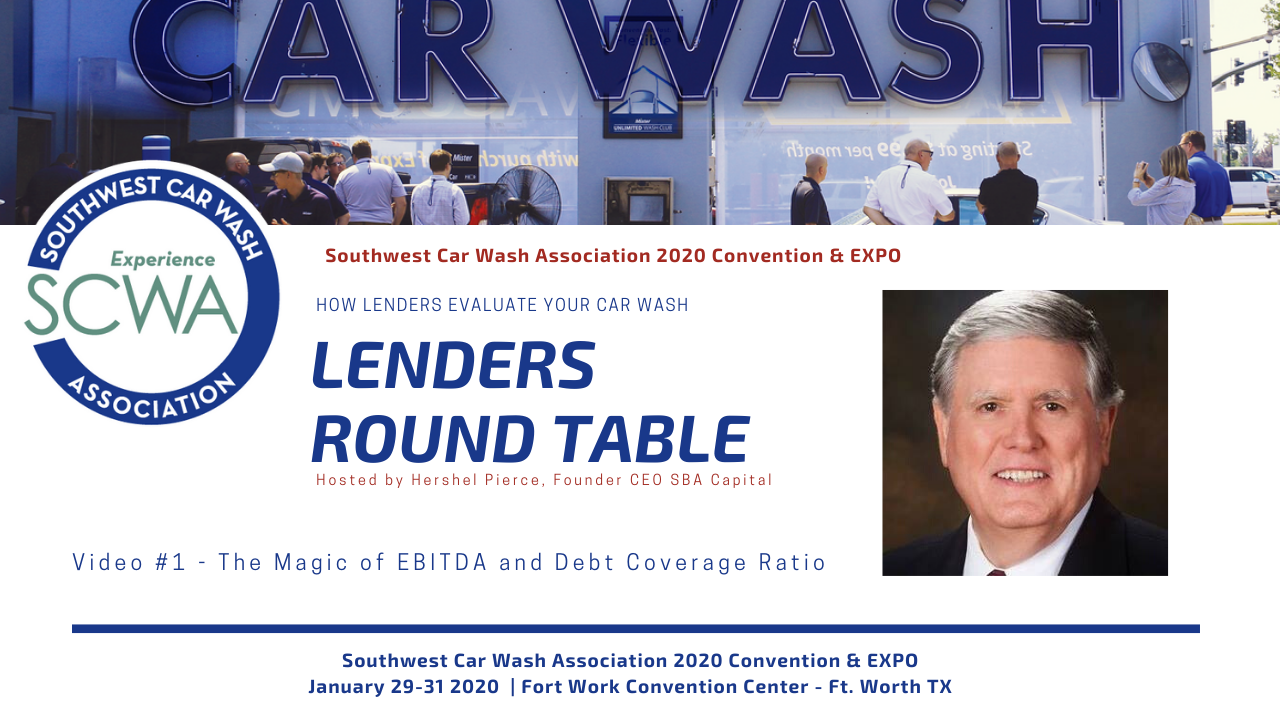 2020 Southwest Car Wash Expo Lenders Round Table Discussion