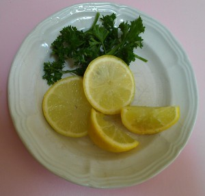 Lemons, which naturally contain citric acid are great for eco-friendly cleaning and may be used in a number of ways.