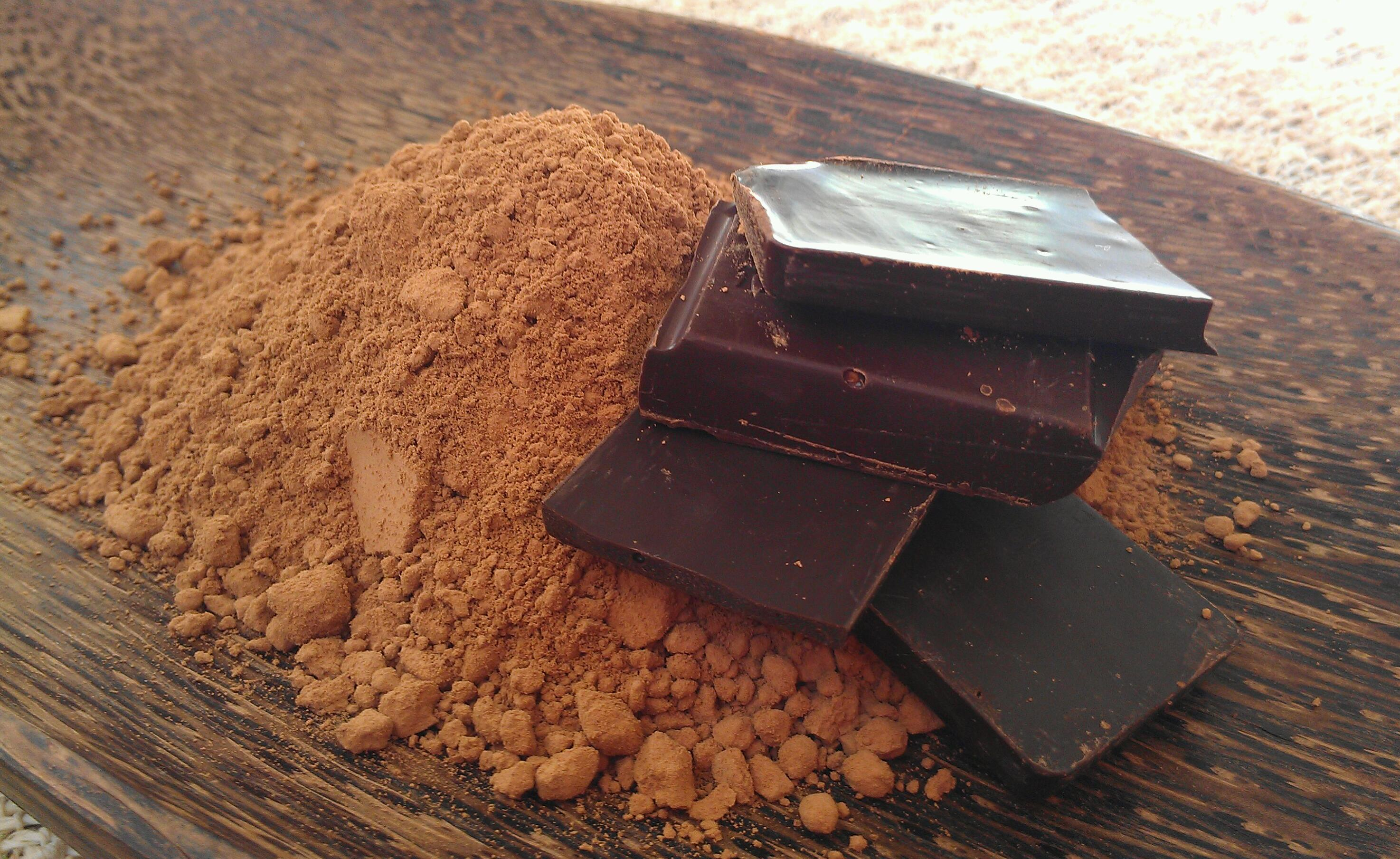 Compounds in Chocolate Can Help Prevent Weight Gain & Type II Diabetes