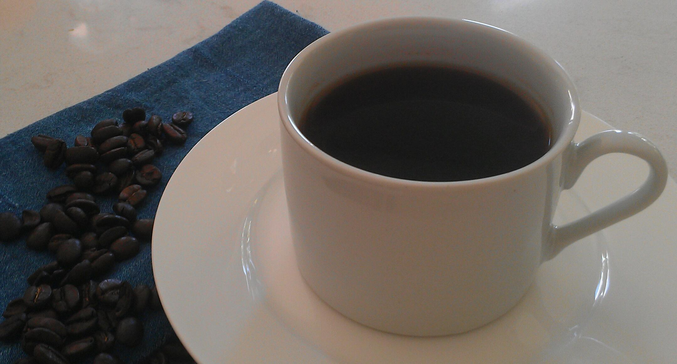 Go Ahead, Drink that Cup of Joe! It's Good for Your Eyes