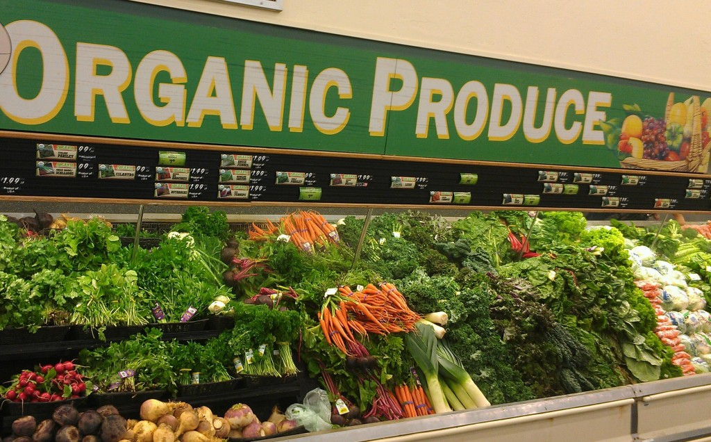 Organic produce is often more expensive than conventionally grown food, but a recent study shows the health and safety benefits of it may well be worth the price difference.