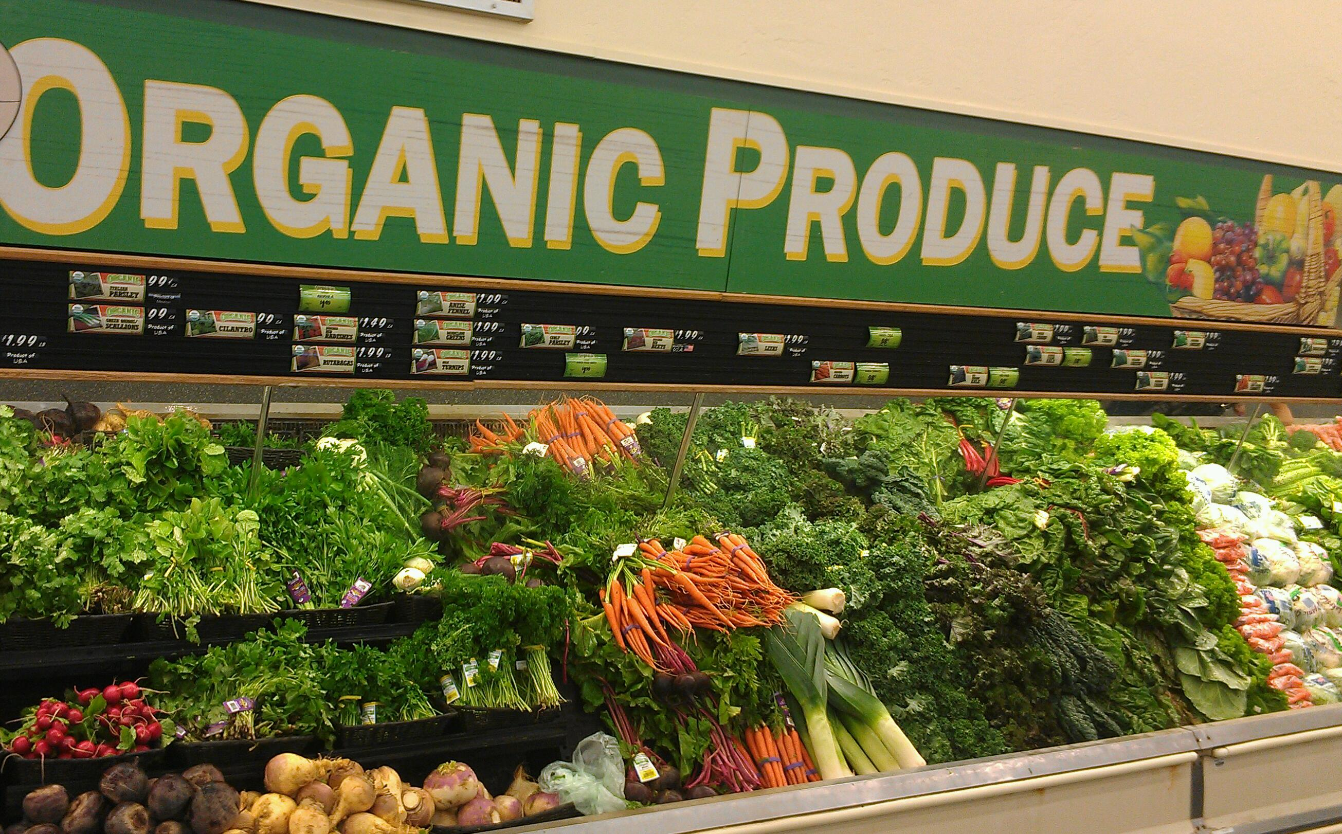 Organic Foods Have More Antioxidants and Fewer Pesticides, Study Shows