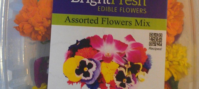 Packaged Edible Flowers: A Feast for the Eyes and Palate