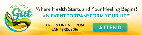 Want to Heal Your Gut & Regain Control of Your Health? Check Out This Summit!