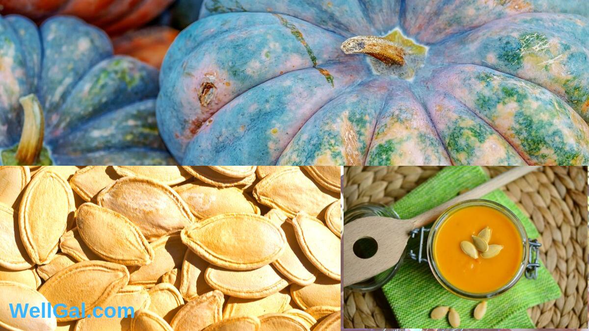 Roast Some Pumpkin Seeds with Ghee, Garlic, & Sea Salt for a Nutrient-Rich Snack!