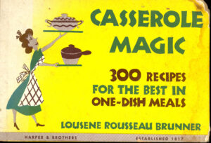 cover of casserole magic