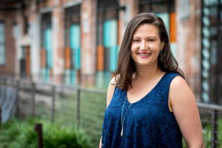 Atlanta intuitive Nicole Leffer Personal and professional backgroun