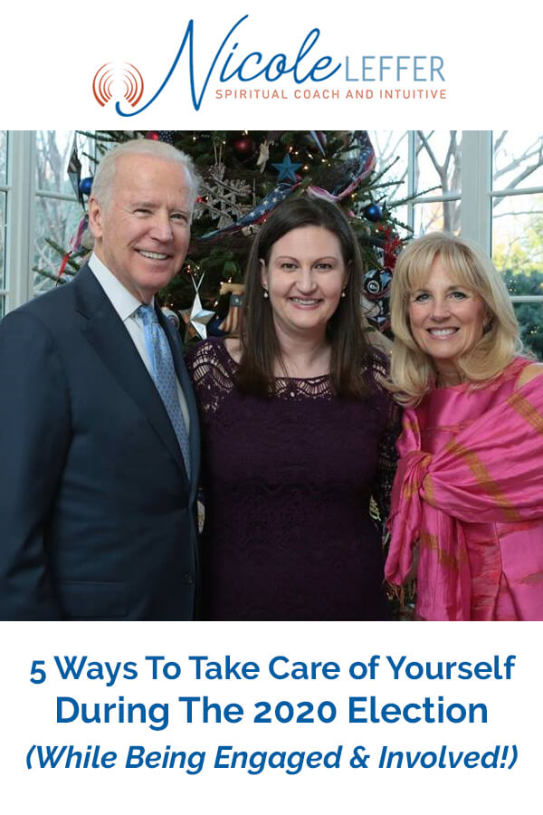 5 Ways to Take Care Of Yourself During The 2020 Election While Staying Engaged and Involved