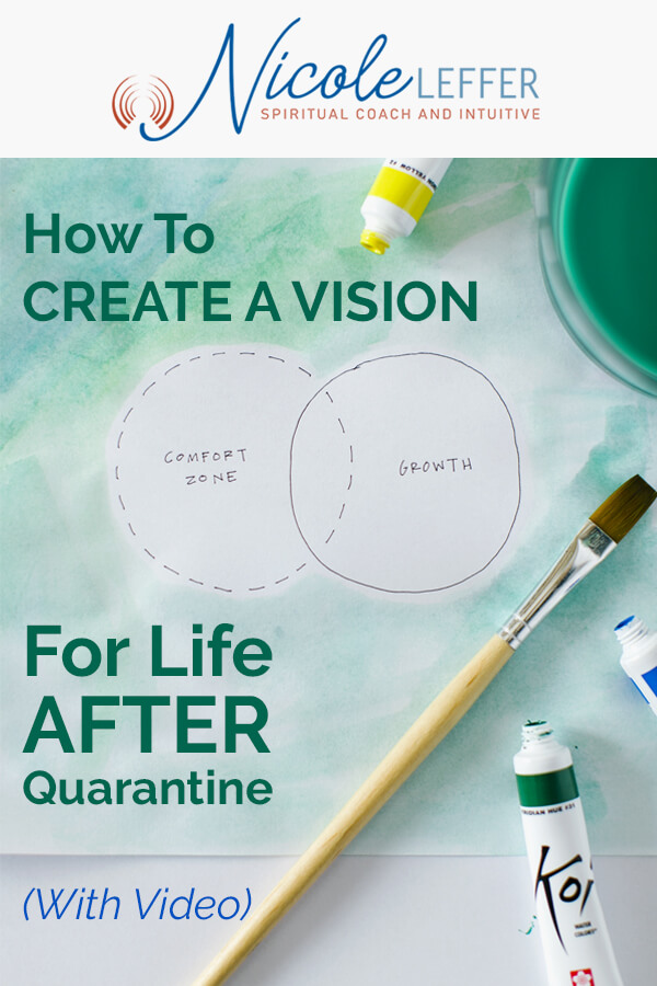 How To Create A Vision for Life After Quarantine With Video
