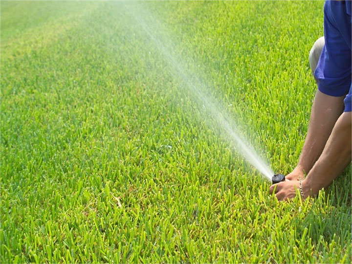 sprinkler repair fernandina beach fl