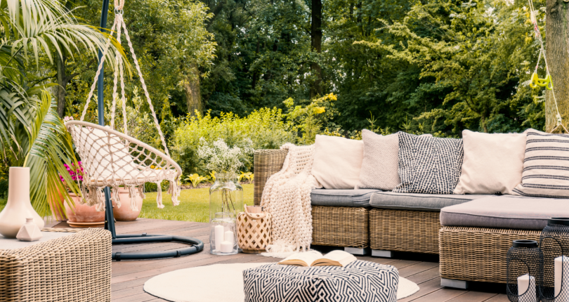 Local Shops to Furnish Your Outdoor Living Space