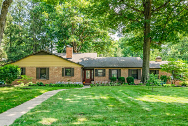 split level newly remodeled single-family home with 4 bedroom, 3.5 bath