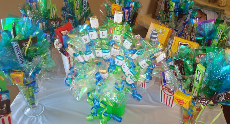 Baby Shower Games Prizes