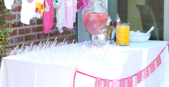 plan a perfect baby shower party