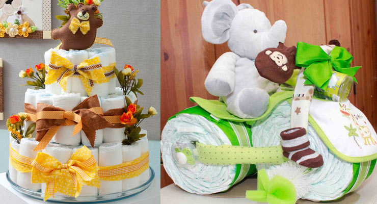 Homemade Baby Shower Gifts Ideas