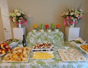 Spring Baby Shower Party Ideas