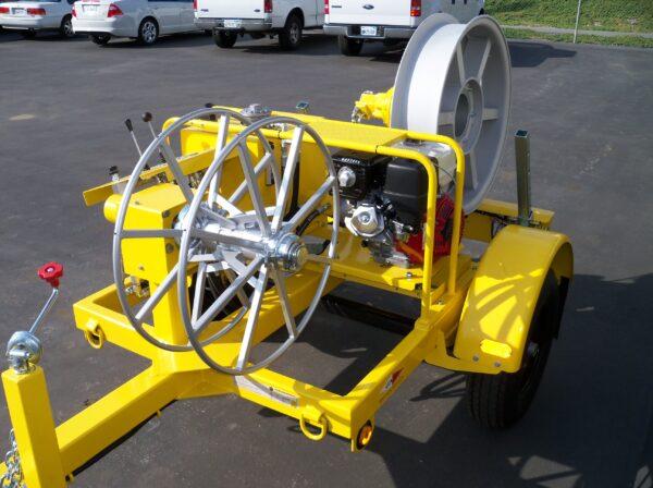 GMP Sidewinder Fiber Optic Puller