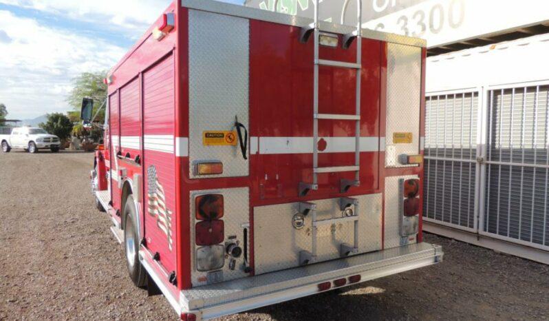 Freightliner FL70 Fire Truck full