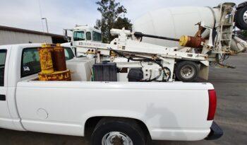 Chevrolet C3500 Drilling Rig full