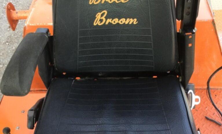 Broce RJ350 Sweeper Broom full