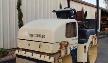 Ingersoll Rand DD24 Compactor full