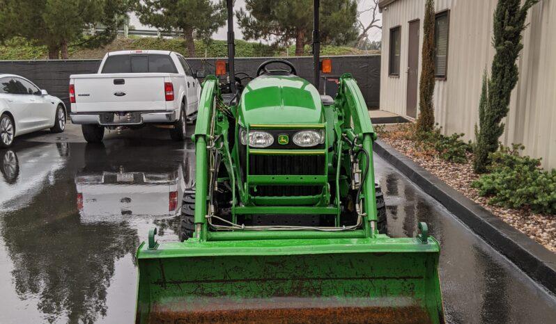 John Deere 3520 Tractor full