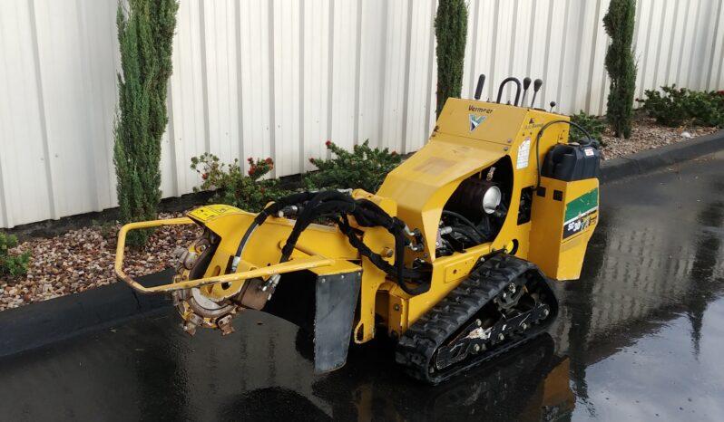 Vermeer SC30TX Stump Grinder full
