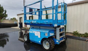 Genie GS3268 Scissor Lift full