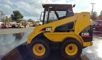 Caterpillar 236B Skidsteer full